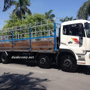 XE TẢI DONGFENG HOÀNG HUY L315 (8X4) - THÙNG INOX 2 VÁCH1016