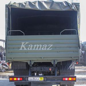 XE TẢI THÙNG KAMAZ (4X2) 2 CHÂN973