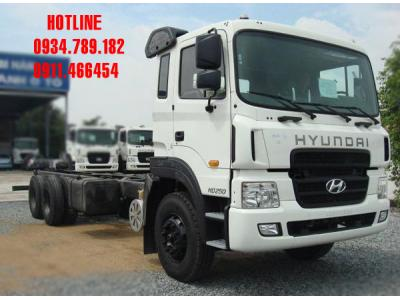 Xe Tải Hyundai 14 Tấn HD250