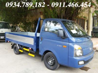 Xe tải nhẹ Hyundai Porter H100