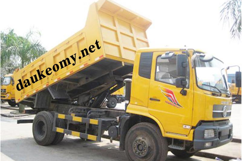 XE BEN DONGFENG 8 TẤN  YC6J180 - 33