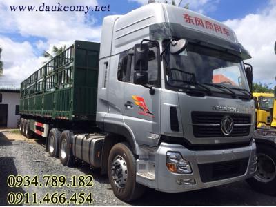 Đầu kéo Dongfeng Hoàng Huy YC375 – 2 Cầu mới 100%