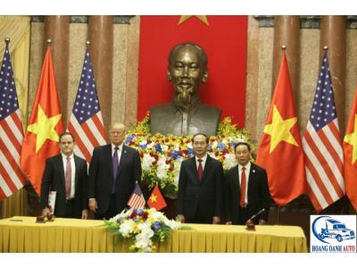 Hoàng Huy Group ký thoả thuận tỷ đô với tập đoàn Mỹ