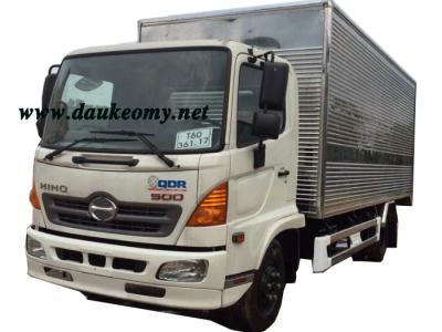 Xe tải hino FC thùng kín