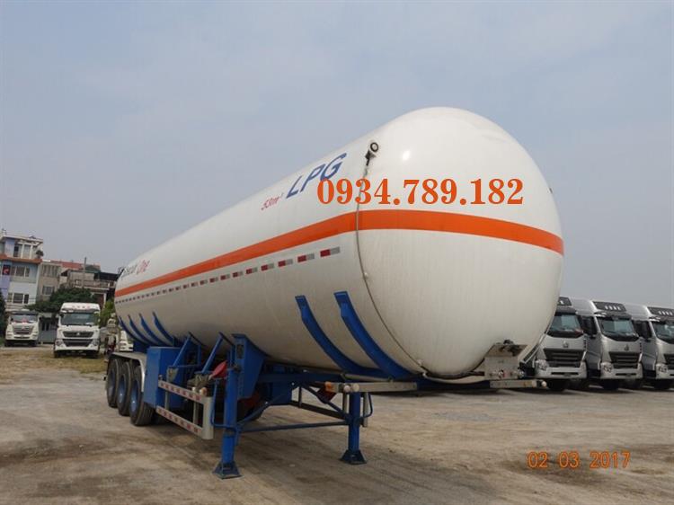MOOC BỒN CHỞ GAS-LPG 52 KHỐI, 52M3