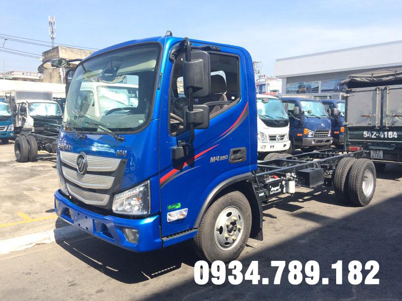 Xe tải 5 tấn Thaco M4 600 thùng dài 6m