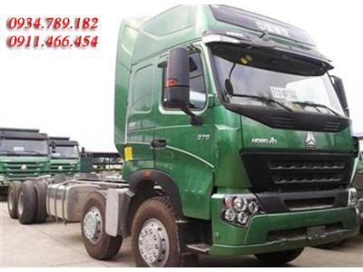 Xe tải tự đổ SINOTRUK HOWO 8x4 - 28,54 CBM