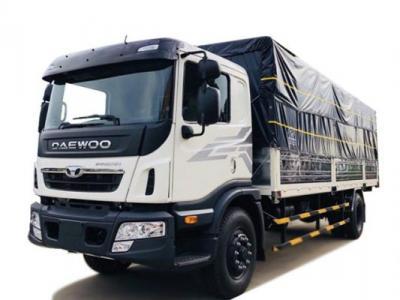 Xe Tải Daewoo 9T HC6AA Đô Thành
