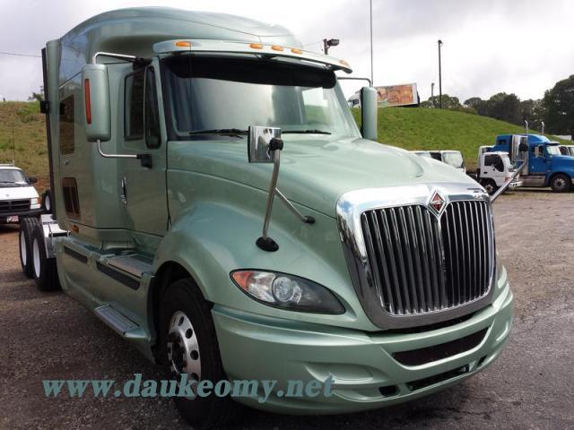 Xe đầu kéo Mỹ International Prostar 2012-2013 Maxxforce 410HP
